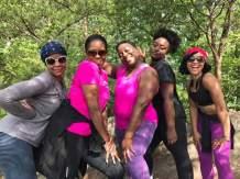 Crowders Mountain Birthday Hike