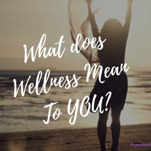 What's does wellness mean_