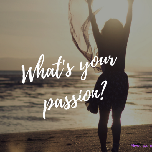 What's your passion_