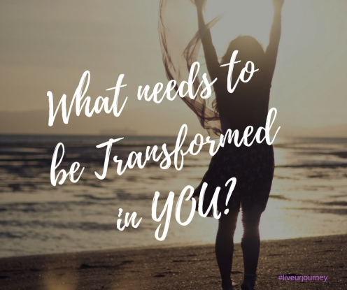 What's your transformation